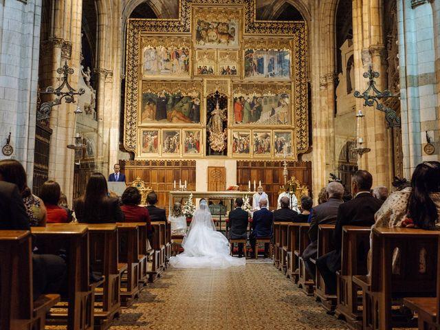 La boda de Roger y Sara en Cembranos, León 30