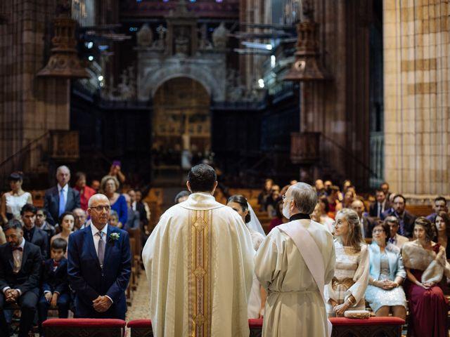 La boda de Roger y Sara en Cembranos, León 32