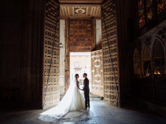 La boda de Roger y Sara en Cembranos, León 35