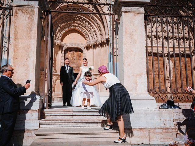 La boda de Roger y Sara en Cembranos, León 37