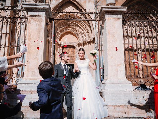 La boda de Roger y Sara en Cembranos, León 38