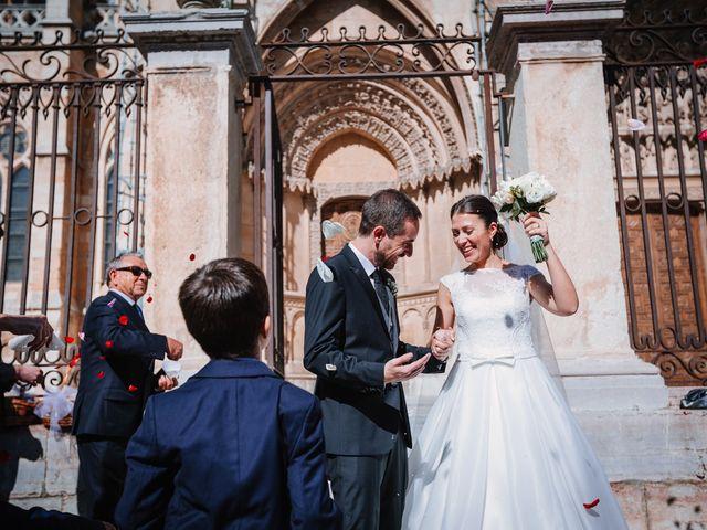 La boda de Roger y Sara en Cembranos, León 39