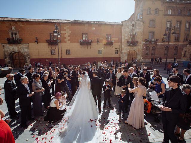 La boda de Roger y Sara en Cembranos, León 40