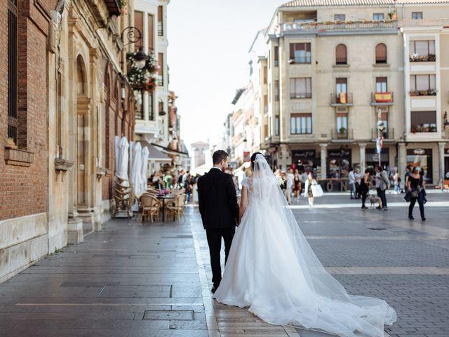 La boda de Roger y Sara en Cembranos, León 41