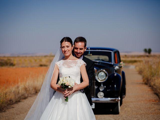 La boda de Roger y Sara en Cembranos, León 45