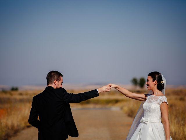 La boda de Roger y Sara en Cembranos, León 54