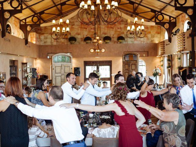 La boda de Roger y Sara en Cembranos, León 73