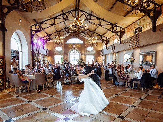 La boda de Roger y Sara en Cembranos, León 85