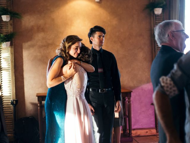 La boda de Roger y Sara en Cembranos, León 86