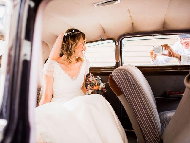 La boda de David y Cristina en Alberic, Valencia 12
