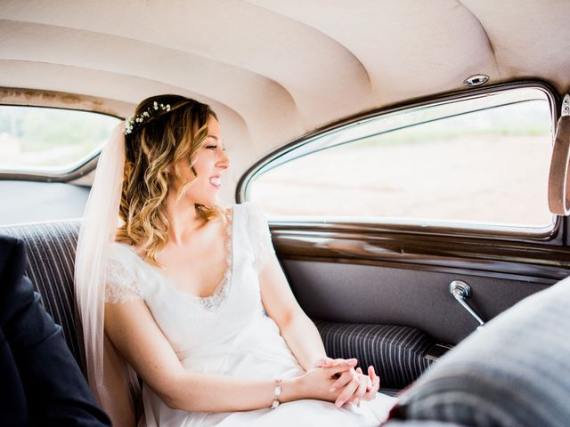 La boda de David y Cristina en Alberic, Valencia 13