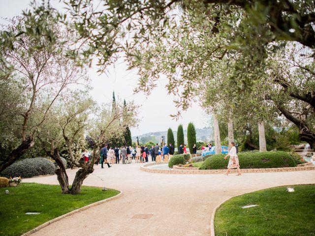 La boda de David y Cristina en Alberic, Valencia 15