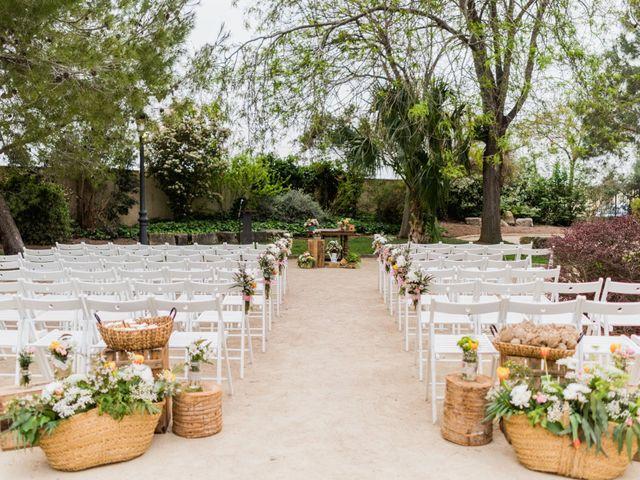 La boda de David y Cristina en Alberic, Valencia 16