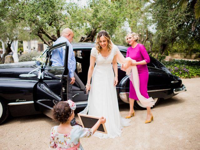 La boda de David y Cristina en Alberic, Valencia 19