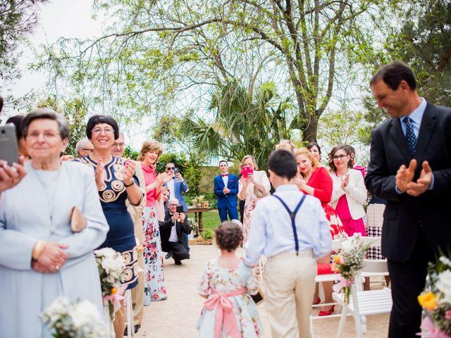 La boda de David y Cristina en Alberic, Valencia 20