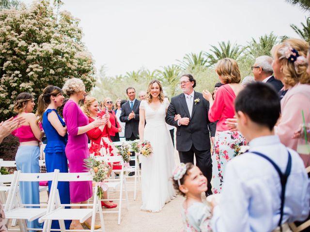 La boda de David y Cristina en Alberic, Valencia 21