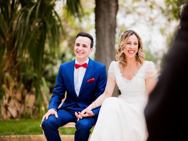 La boda de David y Cristina en Alberic, Valencia 24