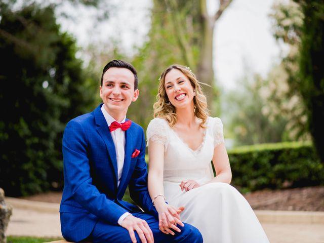 La boda de David y Cristina en Alberic, Valencia 27