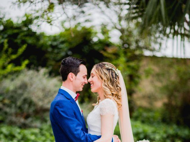 La boda de David y Cristina en Alberic, Valencia 33