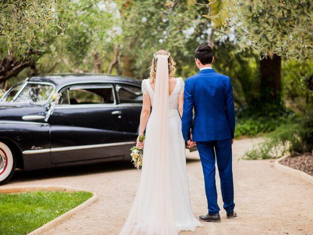 La boda de David y Cristina en Alberic, Valencia 34