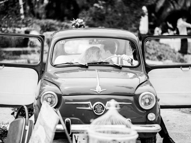 La boda de David y Cristina en Alberic, Valencia 35