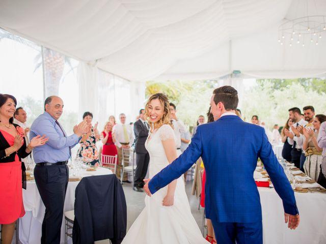 La boda de David y Cristina en Alberic, Valencia 39