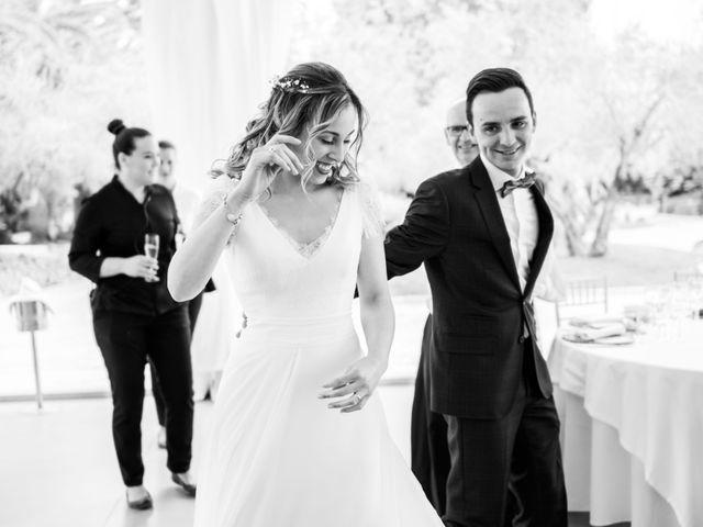 La boda de David y Cristina en Alberic, Valencia 40