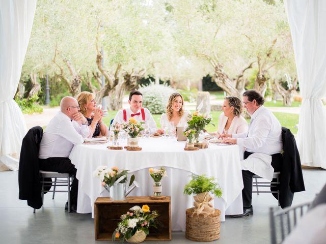 La boda de David y Cristina en Alberic, Valencia 41