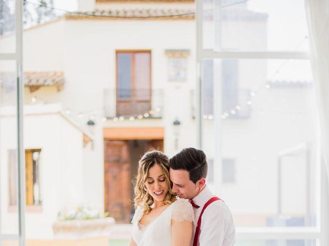 La boda de David y Cristina en Alberic, Valencia 44
