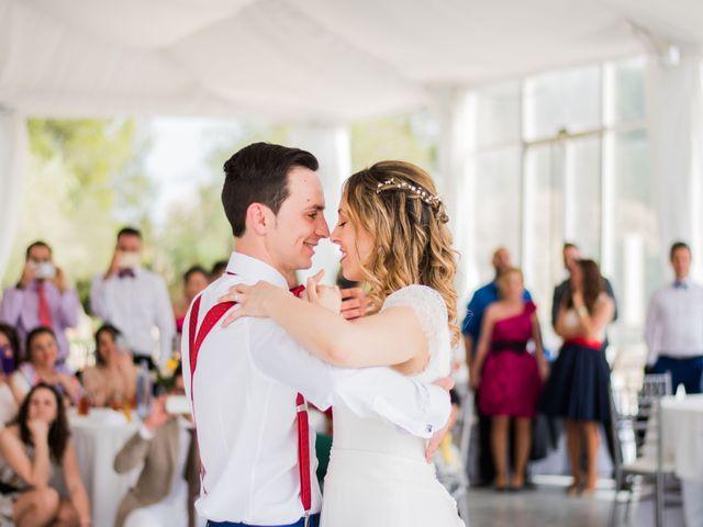 La boda de David y Cristina en Alberic, Valencia 45