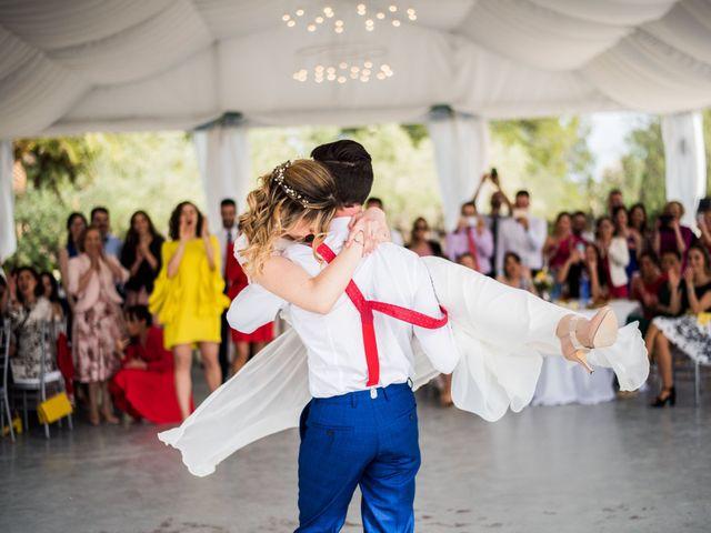 La boda de David y Cristina en Alberic, Valencia 46