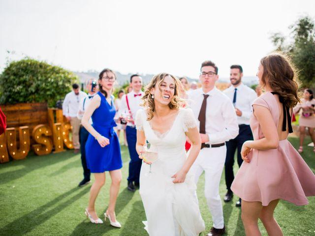 La boda de David y Cristina en Alberic, Valencia 47