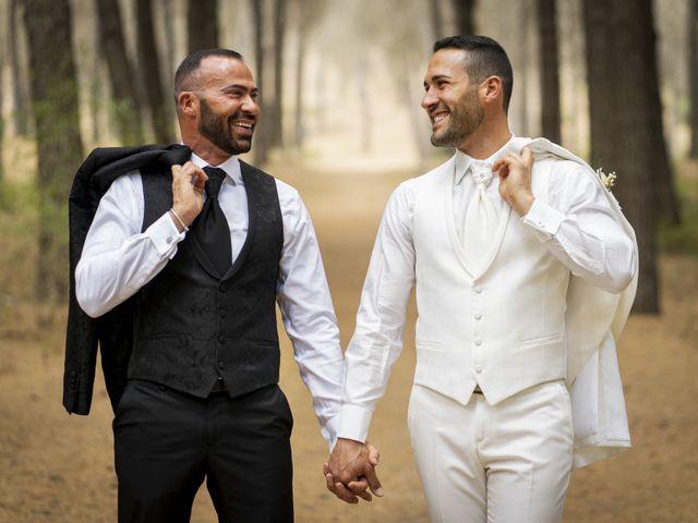 La boda de Juan Carlos y Isaac