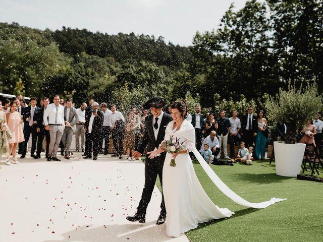 La boda de Ane y Unai en Astigarraga, Guipúzcoa 1