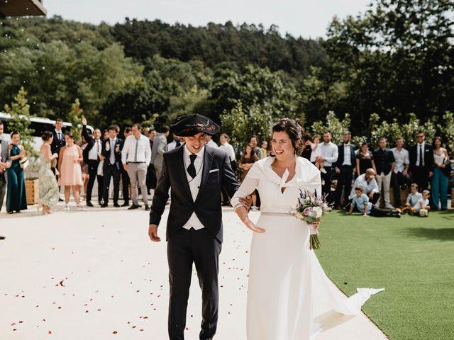 La boda de Unai y Ane