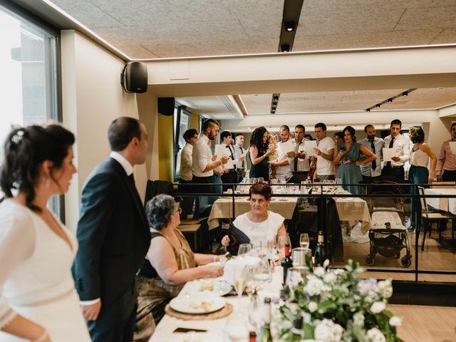 La boda de Ane y Unai en Astigarraga, Guipúzcoa 110