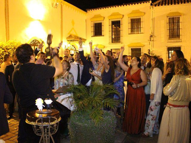 La boda de Manuel  y Marta  en Mairena Del Alcor, Sevilla 1