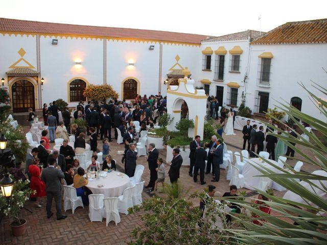 La boda de Manuel  y Marta  en Mairena Del Alcor, Sevilla 2