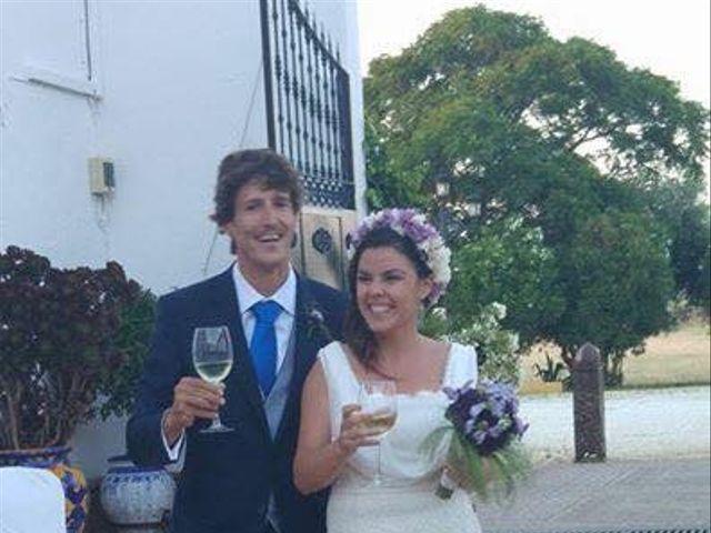 La boda de Manuel  y Marta  en Mairena Del Alcor, Sevilla 6