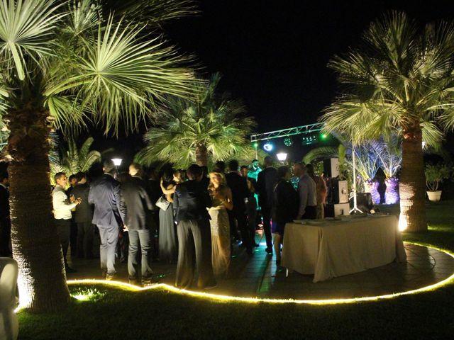 La boda de Manuel  y Marta  en Mairena Del Alcor, Sevilla 7