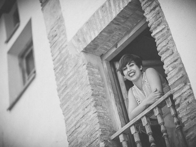 La boda de Enrique y Luisa en Navarrete, La Rioja 26