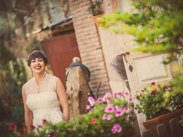 La boda de Enrique y Luisa en Navarrete, La Rioja 27