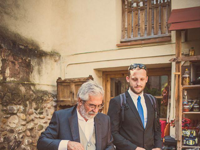 La boda de Enrique y Luisa en Navarrete, La Rioja 34