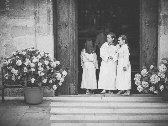 La boda de Enrique y Luisa en Navarrete, La Rioja 40