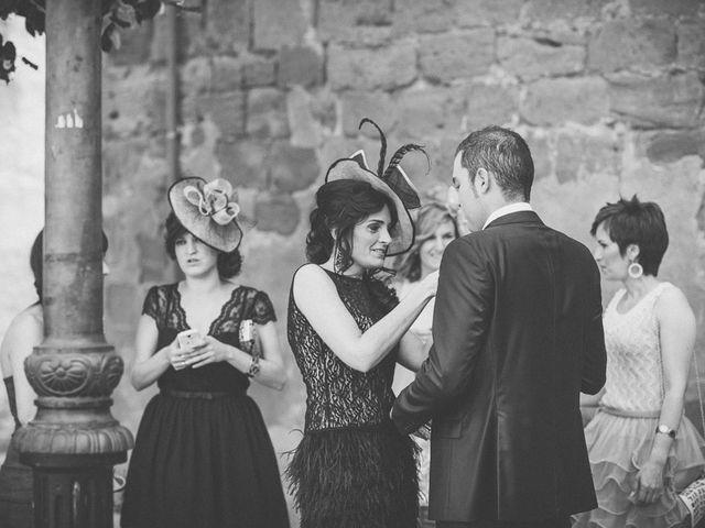 La boda de Enrique y Luisa en Navarrete, La Rioja 46