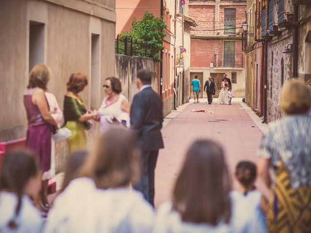 La boda de Enrique y Luisa en Navarrete, La Rioja 49