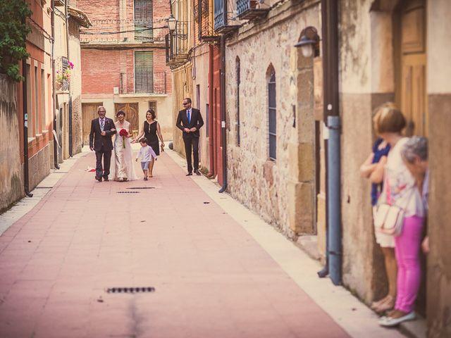 La boda de Enrique y Luisa en Navarrete, La Rioja 50