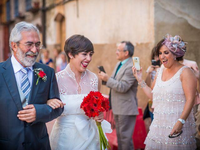 La boda de Enrique y Luisa en Navarrete, La Rioja 52