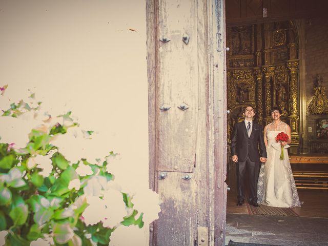 La boda de Enrique y Luisa en Navarrete, La Rioja 76