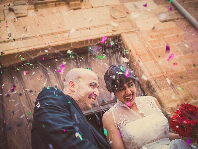 La boda de Enrique y Luisa en Navarrete, La Rioja 77